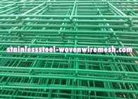 China Low Carbon Steel Welded Wire Mesh Fencing Panels Curved Excellent Corrosion Resistance factory