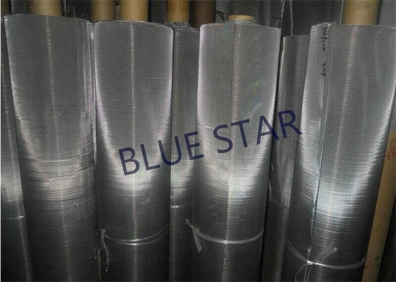 High Toughness 30 Micron Stainless Steel Mesh , Stainless Steel Fine Mesh Screen